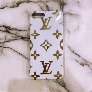 Accessories - LOUIS VUITTON DUPE ✨ Monogram IPhone 8 Plus Case